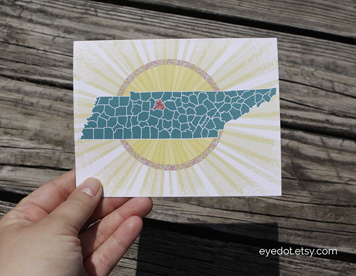 tennessee note card thumb 2